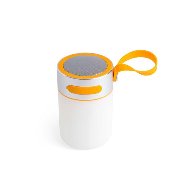 Polycarbonate Avec Loud Lampe Extérieure Prise Faro Orange 70493 Usb tsQrdh