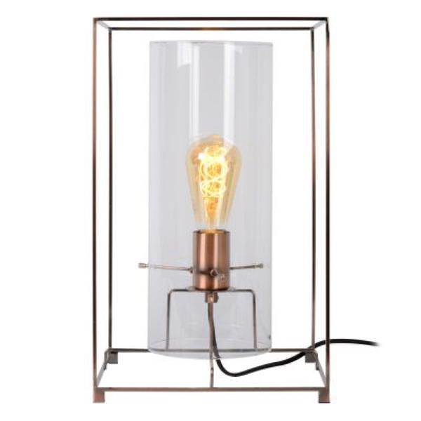 Lampe industrielle Lucide Julot Cuivre Métal 785860117