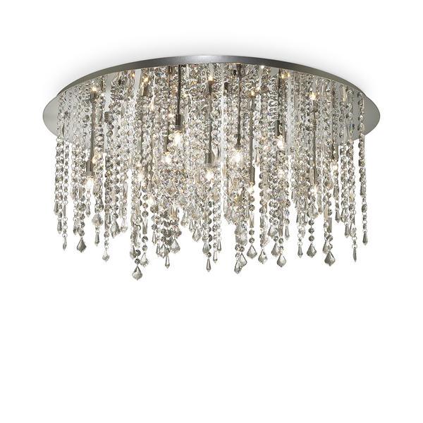 Royal Acier Chez Lampes 053011 Design 15 Chrome Plafonniers Luminaires Ideal Lux Online – Plafonnier T1c3FK5uJl