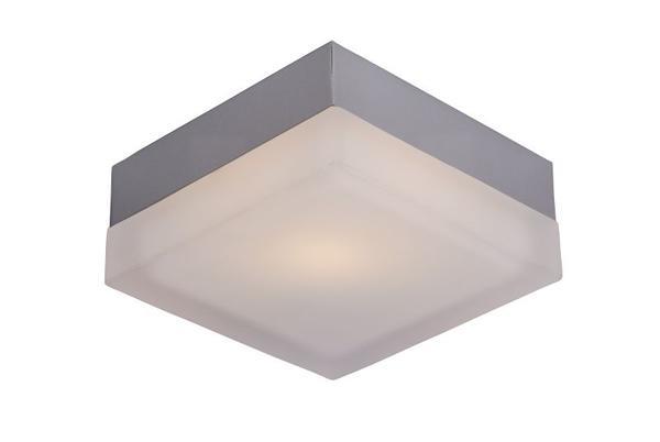 Plafonnier 2 lampes design Lucide Plafonnier Salle De Bain 17103/23/67