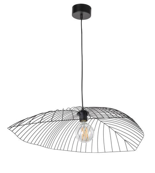 Métal Suspension Noir Leaf Corep Design Pr503137 cJ1TK3Fl