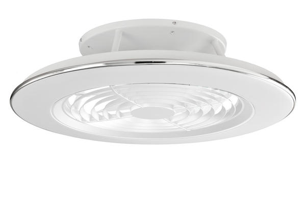 6705 Mantra Plafond Abs De Blanc Ventilateur Alisio tsQChrd